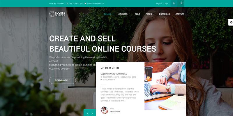 Course-LMS-WordPress-Theme-CBKit