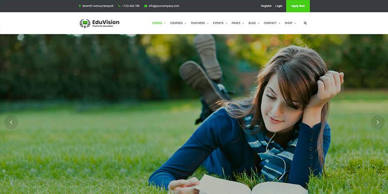 eduvision-wordpress-theme
