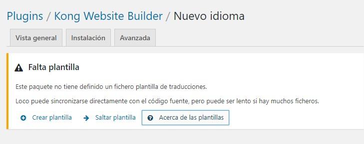 plantilla pot loco translate